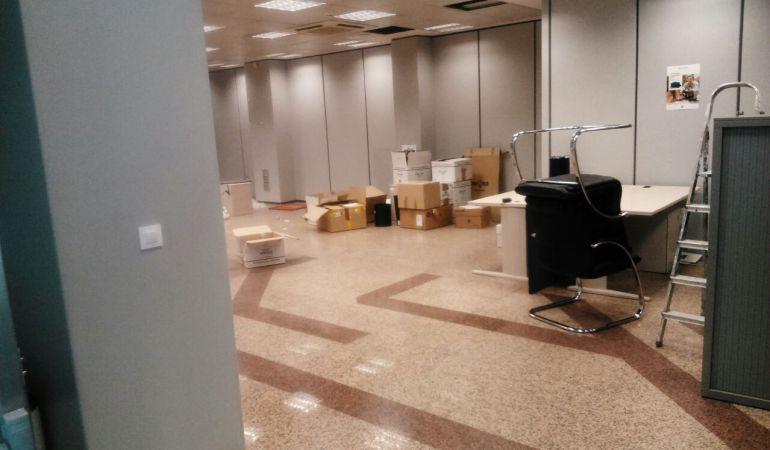 La caixa abandona hoy el edificio de cajasol de la calle for La caixa oficinas zaragoza
