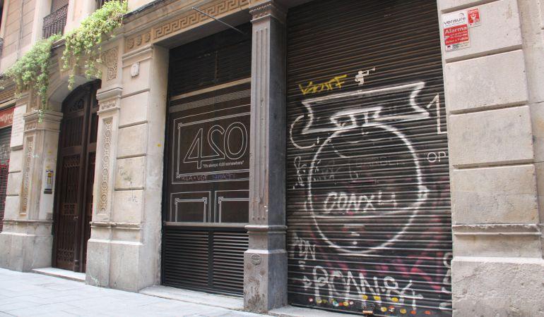Barcelona ha tancat un de cada 3 clubs cannàbics