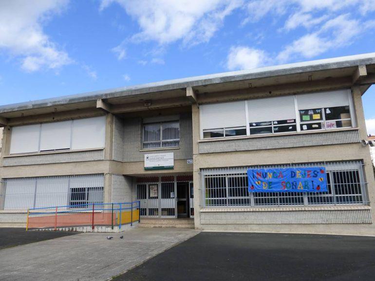 Colegio público de Sansomendi premio nacional del ministerio de educación