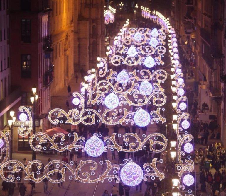 Se enciende en sevilla la iluminaci n navide a sevilla se - Iluminacion sevilla ...
