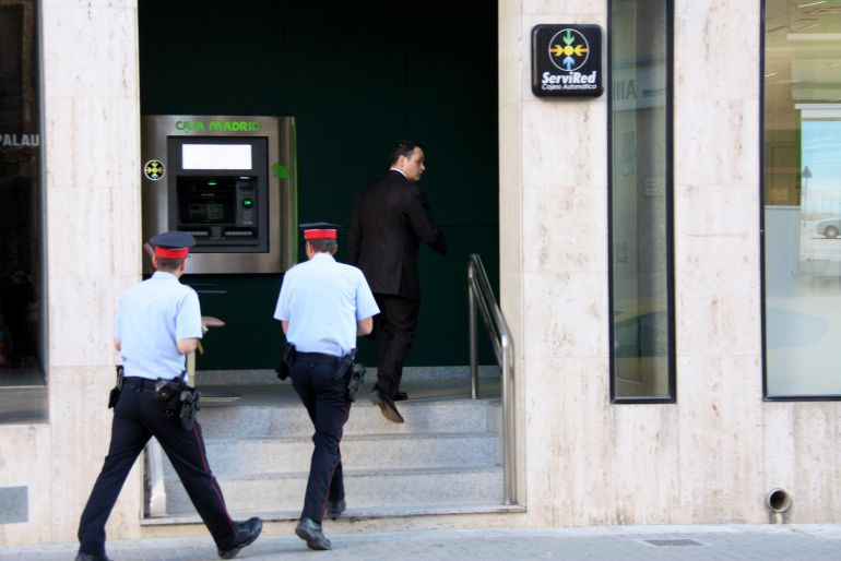 Imputen a bankia ser tarragona cadena ser for Caja madrid particulares oficina internet
