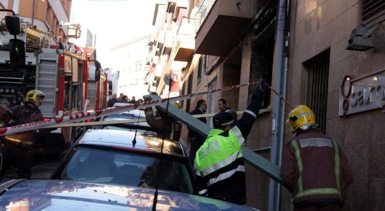 Un muerto en una explosión de gas en Barcelona - Cadena Ser