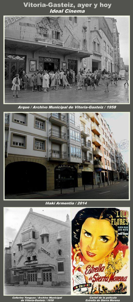 El Ideal Cinema o cuando los cines se llenaban en Vitoria