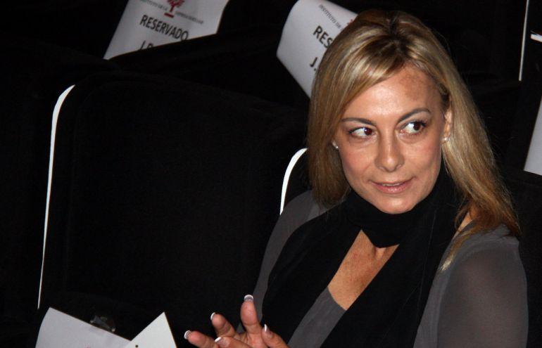 La exalcaldesa de Alicante, Sonia Castedo.