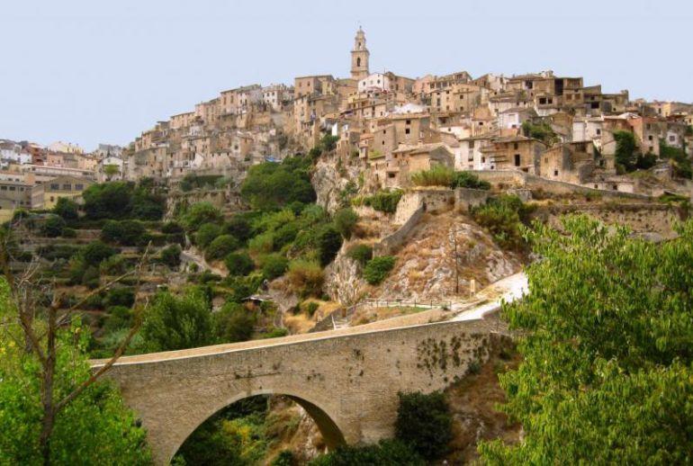 Bocairent uno de los pueblos m s bonitos de la comunitat - Casas de pueblo en valencia ...