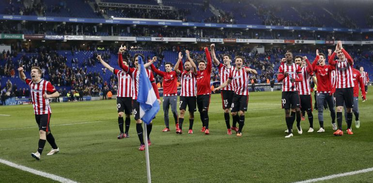 Athletic - Barça de nuevo final de copa