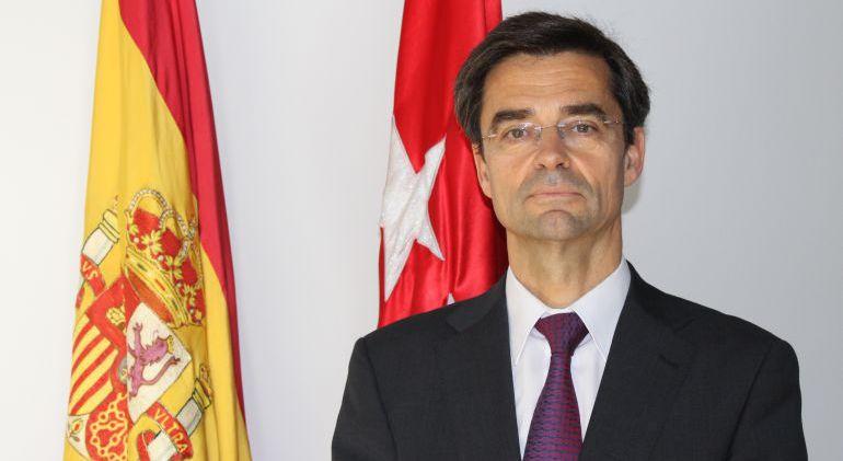 Javier Maldonado sustituyó a Javier Rodríguez al frente de la Consejería tras la crisis del ébola
