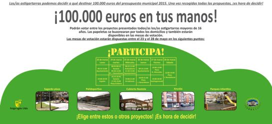 Astigarraga vota en qu invertir euros radio san sebastian actualidad cadena ser - Que faire avec 100 000 euros ...