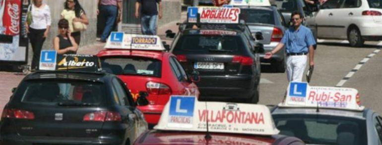 Las autoescuelas valencianas denuncian colapso y caos por - Jefatura provincial de trafico madrid ...