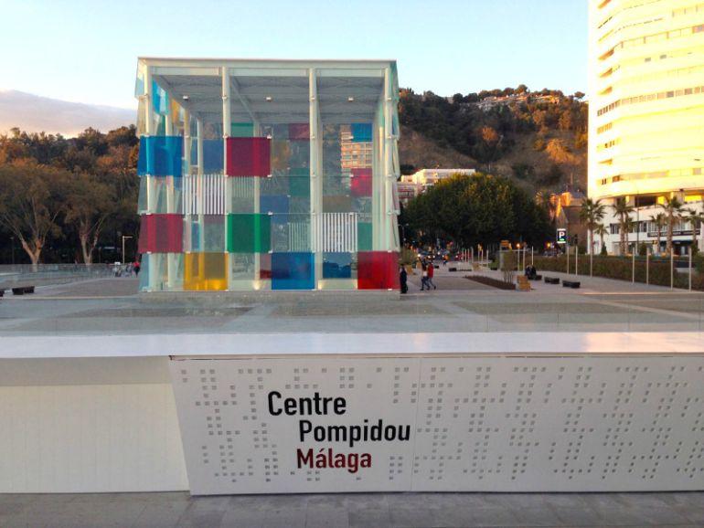 málaga pompidou: La subcontrata del Pompidou y Ruso admite que los sueldos son bajos pero acogidos al convenio del sector