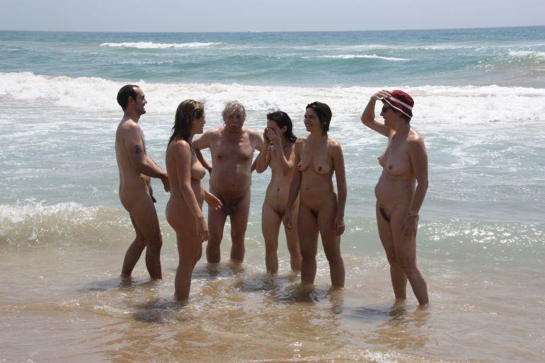 Dia Sense Banyador que organitzen els naturistes catalans