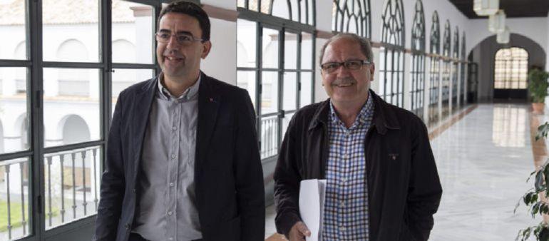 """El PSOE: """"Chaves y Griñán han dado una lección de ética y de responsabilidad"""""""