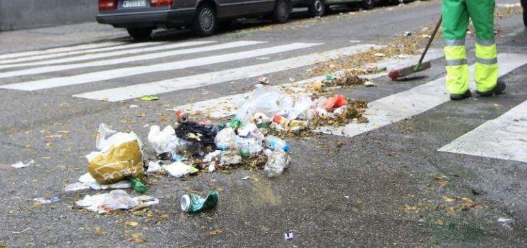 Bilbao y Getxo entre las cuatro ciudades más limpias de España