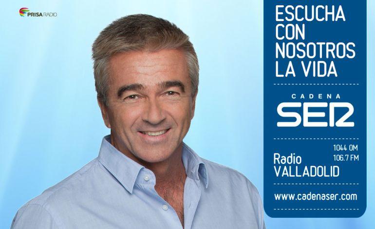 Carles francino en valladolid radio valladolid cadena ser for Cadena ser francino