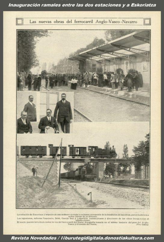 FOTOS: Cuando el tren pasaba por la calle José Mardones