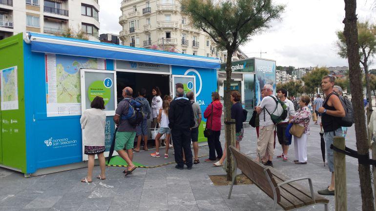 datos turismo euskadi 2015 record hist rico en el n mero