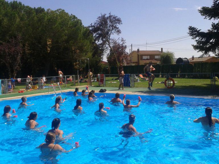 Las piscinas municipales registran m s de ba istas for Las mejores piscinas municipales de madrid