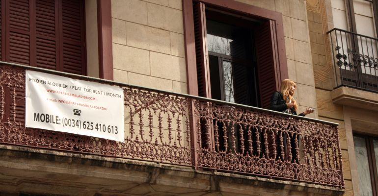 Un pla per canviar pisos tur stics per habitatges de for Pisos de lloguer a barcelona