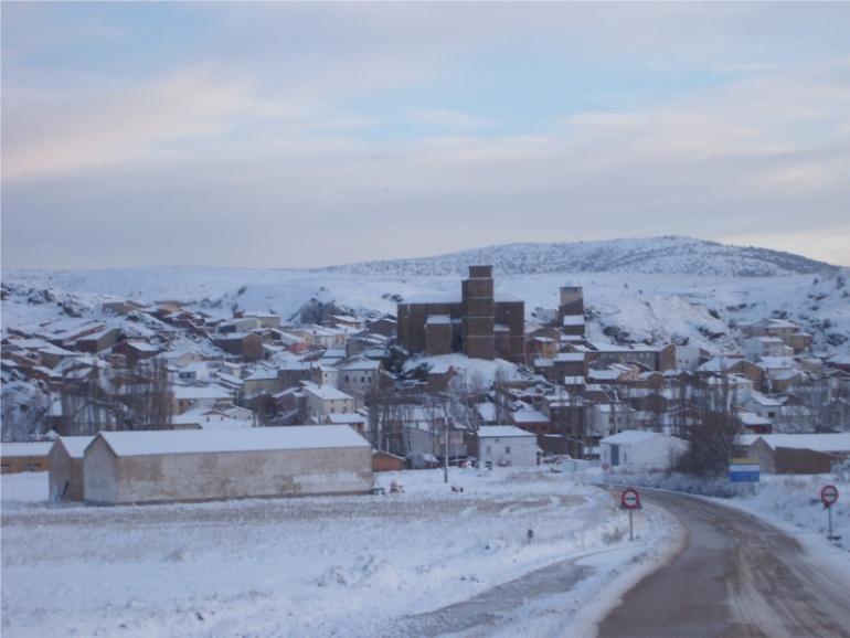 El municipio de Borobia, de 270 habitantes, está en una zona limítrofe de la provincia de Soria con Aragón