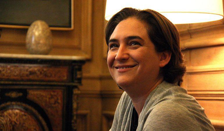 Ada Colau sí apoyaría la independencia: Ada Colau sí apoyaría la independencia