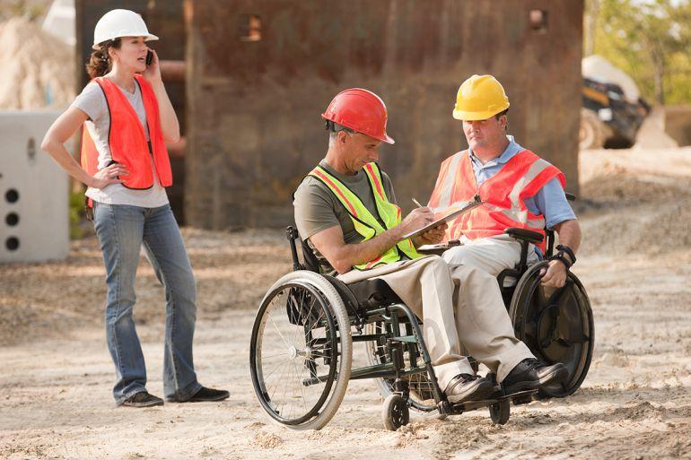 Resultado de imagen de personas con discapacidad