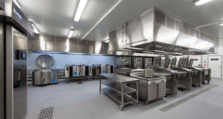 La empresa de catering Serunión estrena cocina en Valladolid: La ...