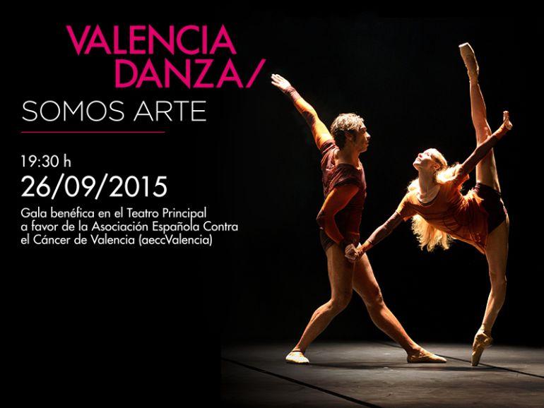 El teatro principal acoge la gala valencia danza somos for Teatro principal valencia