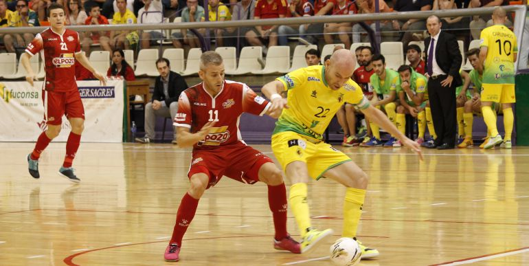 ElPozo se deja dos puntos en Jaén (2-2)
