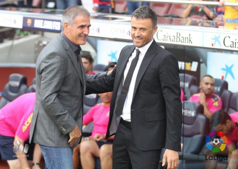 """Paco Herrera: """"El equipo compite y avanza. Estamos en el buen camino"""""""