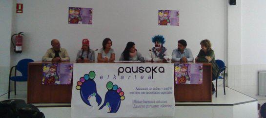 Urnieta acoger el 2 pausoka eguna radio san sebasti n for Oficina dni donostia
