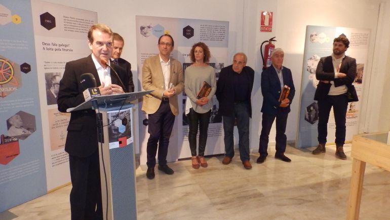 Raíz e Utopía de Galicia: Arte y cultura galeguista en la vida de Xaime Isla