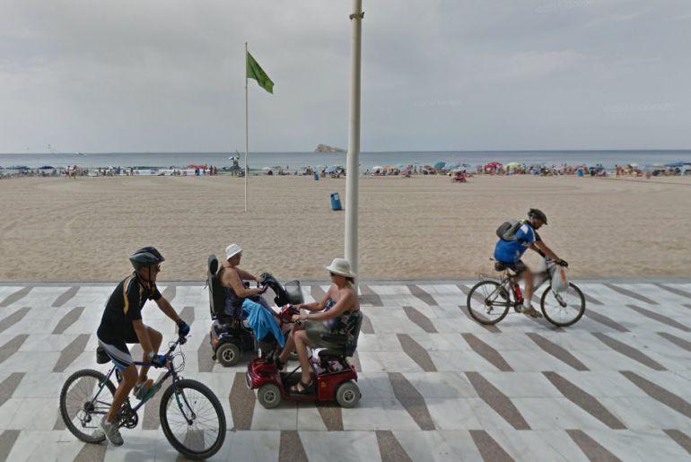 alquiler sillas de ruedas electricas valencia