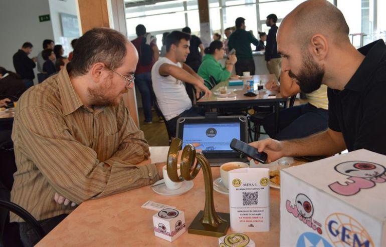 'Wuudu', una startup para compartir mesa