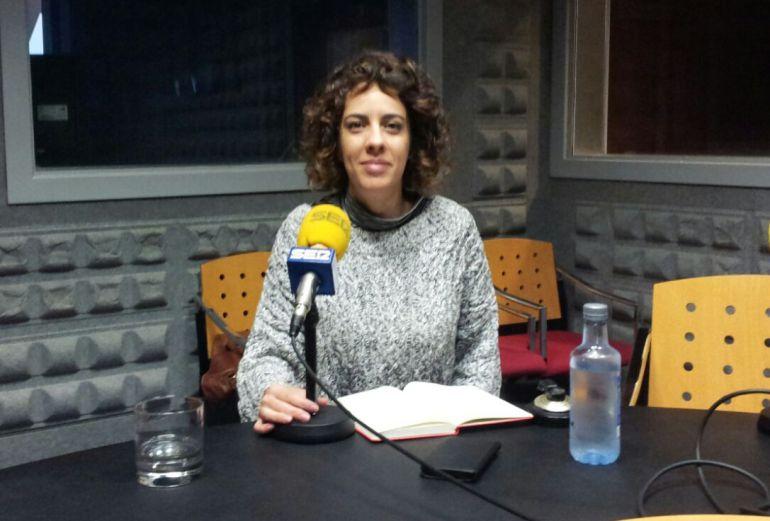La viguesa Alexandra Fernández lidera la lista de En Marea por Pontevedra