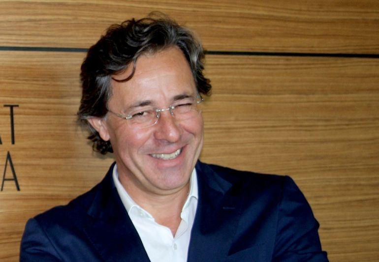 Federico Moncunill, secretario del Consejo REgulador del Turrón de Xixona y Alicante