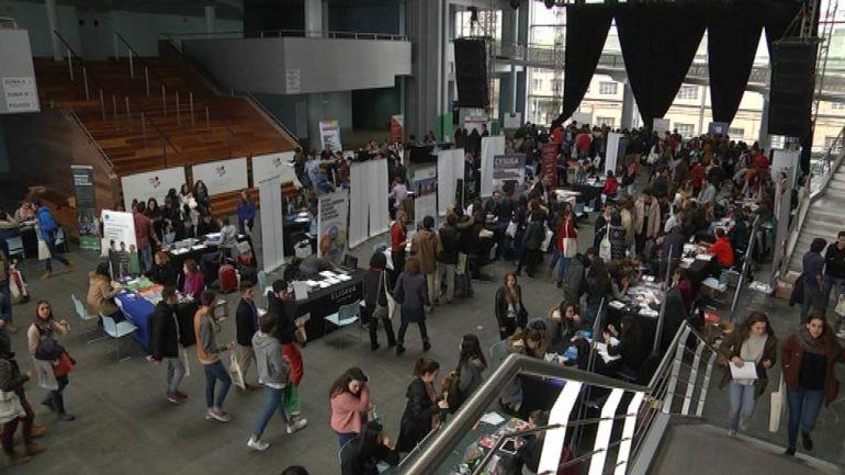 Unitour ofrece en Vigo asesoramiento a estudiantes para elegir grado universitario