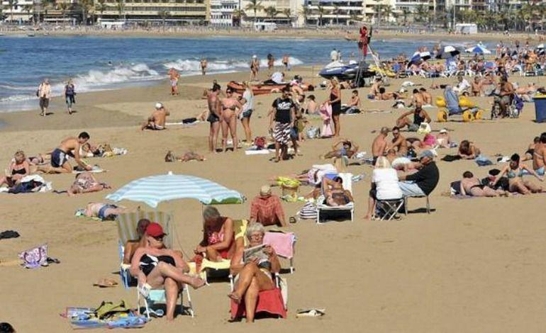 Canarias tendrá un verano con temperaturas más bajas de lo habitual