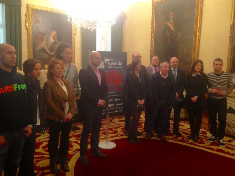 Presentación de la 46ª Edición de la San Silvestre de Gijón