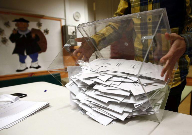 Acercamiento al abismo radio extremadura cadena ser for Presidente mesa electoral