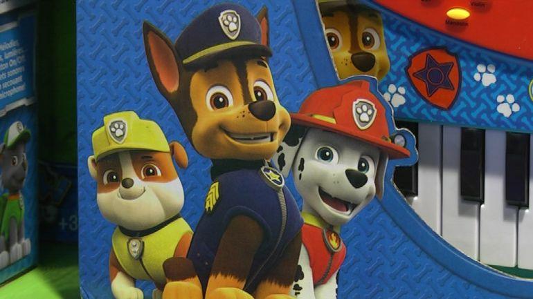 La patrulla canina es el juguete que ha arrasado estas Navidades