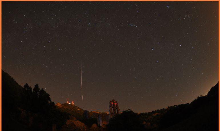 Meteorito Castellón: Un meteoroide del tamaño de un balón de fútbol atraviesa la provincia