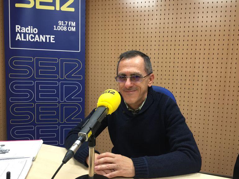 """Juan Antonio Ríos, autor de """"Nos vemos en Chicote"""""""