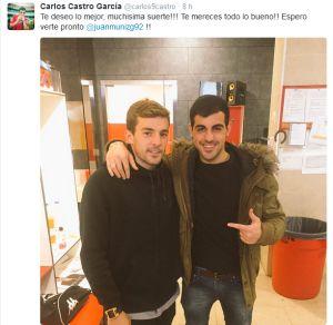¿Cuánto mide Carlos Castro? 1452280812_613050_1452282656_sumario_normal