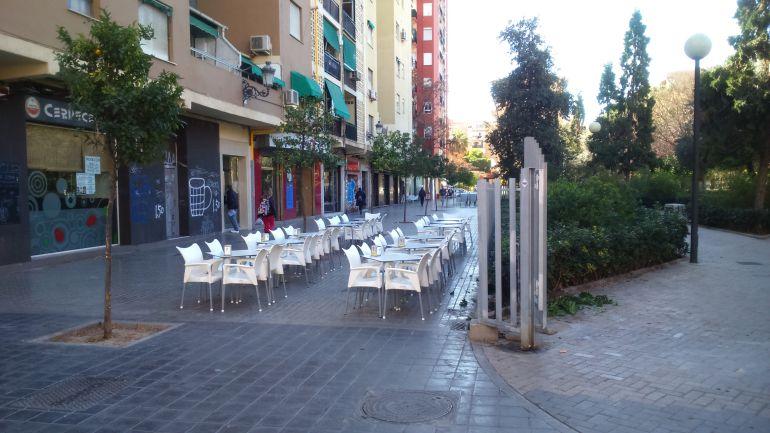 Ciudad jard n el barrio del botell n radio valencia for Barrio ciudad jardin barranquilla