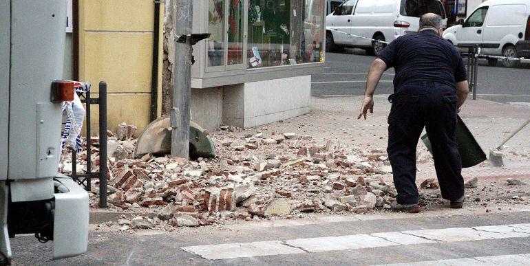 El terremoto de 6.3 grados registrado en el Mar de Alborán se ha percibido con mayor intensidad en Melilla,