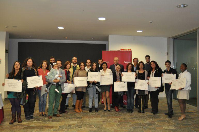 Empresarios y emprendedores participantes en un programa especializado de formación de la Fundación INCYDE