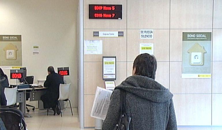 Paro registrado enero 2016 en la comunidad de madrid for Oficina inem madrid