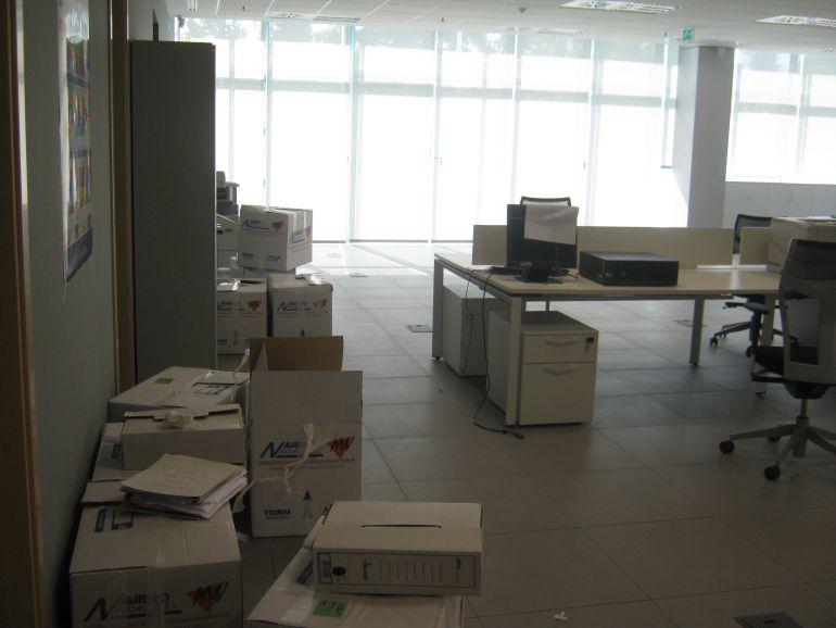 Dificultades en la oficina judicial el sistema de papel for Juzgados de ponferrada
