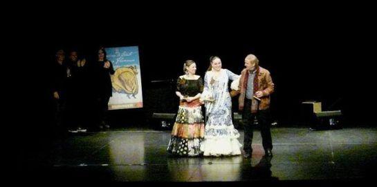 Montse Pérez vencedora en el III Concurso de Cante de Murcia Flamenca