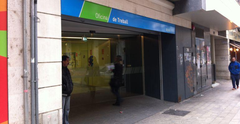 140 aturats menys r dio lleida cadena ser for Oficina de treball barcelona